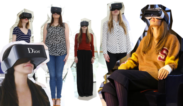 Fashion Technology, virtual reality fashion industry, Fashion Humber