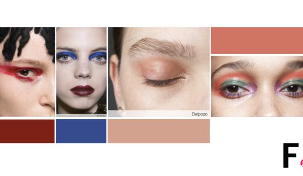 Fashion Humber, Colour Makeup, Season Trends
