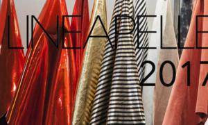 Julie Savile, Milan, Fashion Humber, Linapelle 2017, leather trade fairs