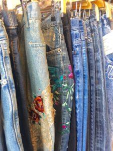 Fashion Humber, Paris Calling, High-end Re-sale Vintage, Designer brands, Denim