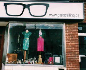 FashionHumber, Paris Calling, High-End Re-sale Vintage, Designer brands