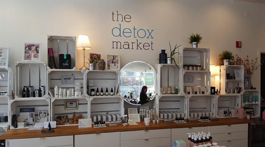 Green Beauty, Fashion Humber, The Detox Market