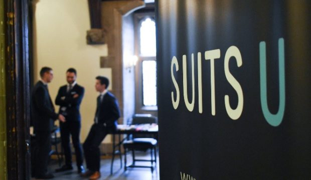 Suits U, Toronto, non-profit, fashion students