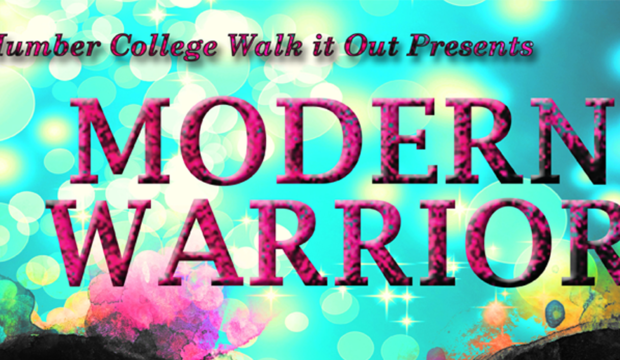 Modern, Warrior, Fashion, Humber, Walk it out, fashion, student, 2017, show