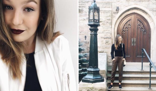 alumni, spotlight, fashion, management, Olivia Crane