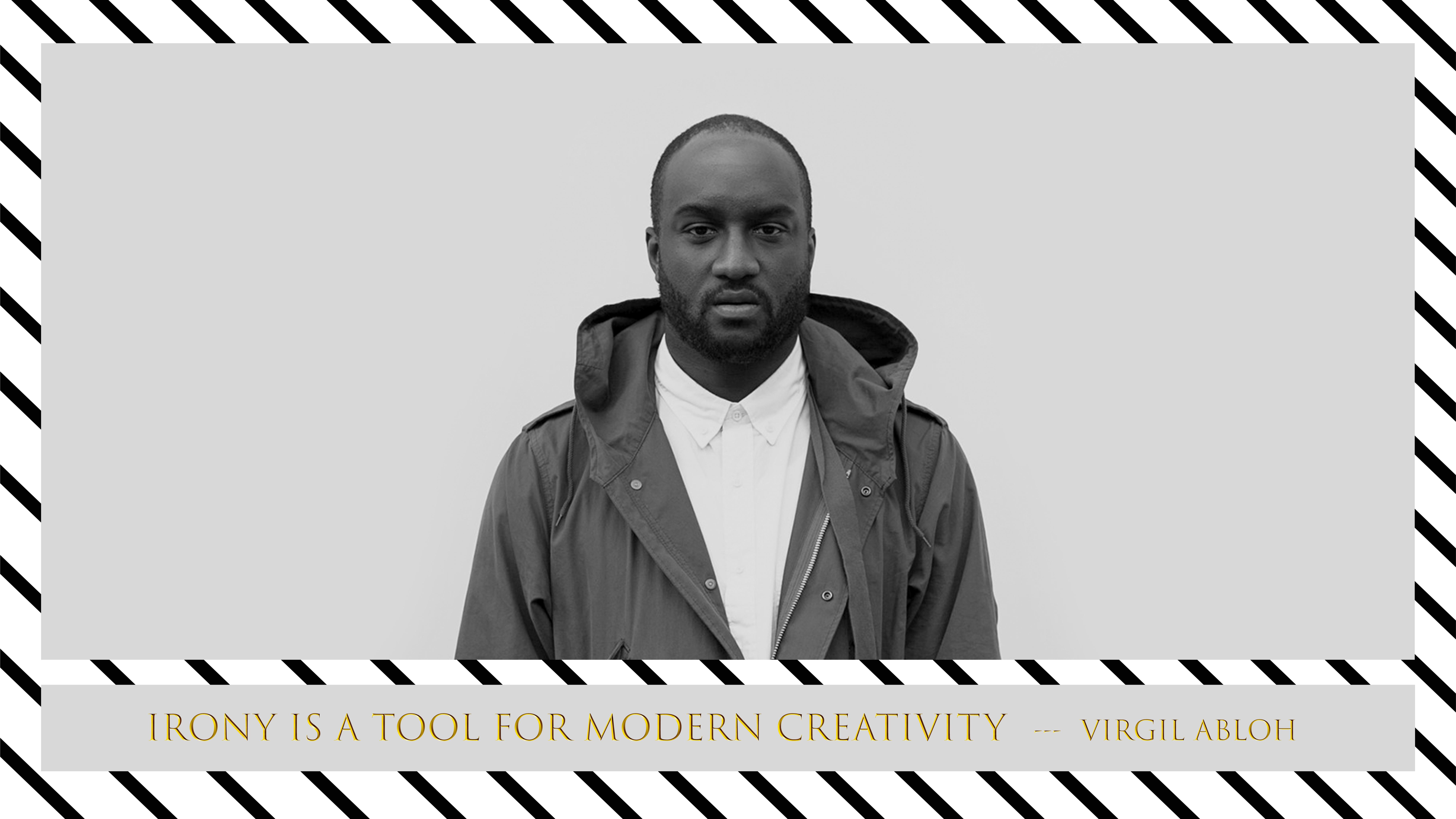 8ad00f76e942 Designer Profile  Virgil Abloh as Louis Vuitton s New Men s Wear Designer